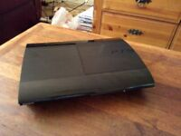 LOOK PS3 Playstation 3 Super Slim 15GB games console