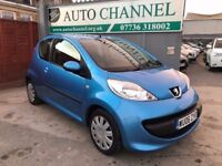 Peugeot 107 1.0 12v Urban 2-Tronic 3dr£2,695 p/x welcome FREE WARRANTY. NEW MOT