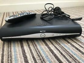 Sky Plus HD Box with Lead and Remote
