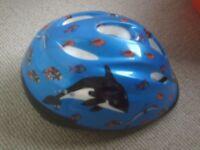 Child's Raleigh Cycle Helmet