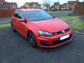 VW Golf 2.0 GTD 5dr 2014 '14' 33k fvwsh