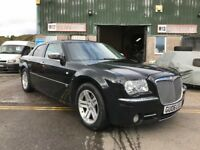 Chrysler 300C 3.0 V6 turbo diesel automatic 2006 06 plate superb car and great looks and drive!!!