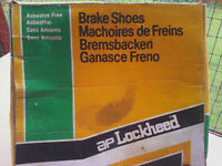 VW Transporter Type 2 Brake shoes