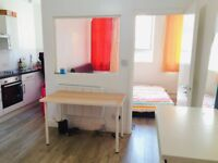 No Admin Fees, 1-bedroom flat, Council tax, internet bills included, excellent location, Furnished.