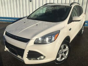 2015 Ford Escape SE 4WD *LEATHER-SUNROOF*