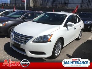 2015 Nissan Sentra 1.8 SV*Accident Free*Alloys