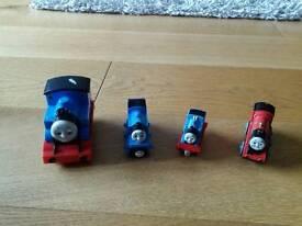 Thomas the Tank Engine trains £2 each