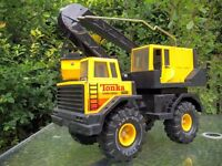 Tonka Turbo Diesel Crane Truck - good condition