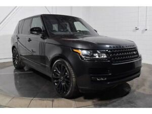 Land Rover Range Rover supercharged awd v8 cuir toit pano mags 2