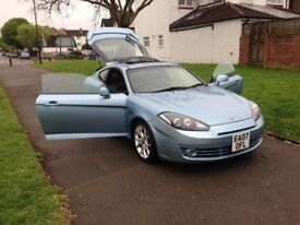 Hyundai Coupe 2.0 SIII 3dr, NEW CLUTCH, 6 MONTH FREE WARRANTY, 1 OWNER