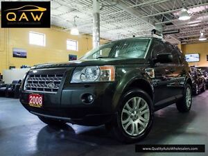 2008 Land Rover LR2 SE LEATHER, DUAL SUNROOF
