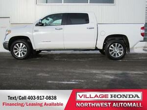2015 Toyota Tundra Limited Crewmax 4WD | 5.7 V8 | No Accidents |