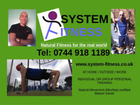 Gym not for you? Personal trainer in South Birmingham / North Worcestershire