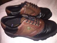 Hi-tec golf shoes 8s