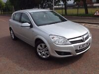 (57) Vauxhall Astra Design 1.6 , finance from £25 , mot - March 2017 ,only 47,000 miles , focus.