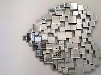 Designer Heart Mirror