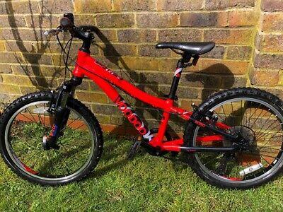 "Voodoo Sobo Mountain Bike 20"" Wheel 6-9 Yrs Boys/Girls"