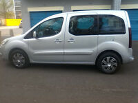 citroen berlingo vtr hdi se turbo diesel