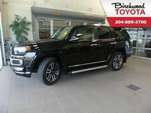 2016 Toyota 4Runner SR5 LIMITED  7- PASS