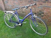 Dawes step through bike