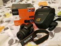 Sony Alpha a37 16.1MP Digital SLR
