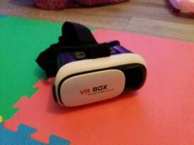 VR BOX GLASSES WITH REMOTE