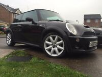 2002 Mini cooper s 210bhp panoramic roof