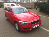 5 door 63 Plate BMW 1 Series Diesel (start/stop engine) low Mileage