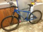Mens/Gents/Adults Specialized Rockhopper Blue DISC brake 18'' Frame 26'' Wheel Bike Bicycle