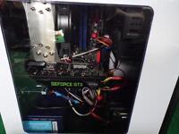 Custom Gaming Pc With I7 940 Processor EVGA GTX 670 FTW