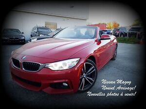 2015 BMW 435i xDrive + M PACKAGE + NAVI + CABRIOLET + WOW!!!