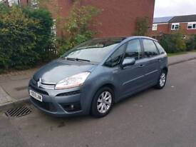 Citreon c4 picasso 1.6 hdi vtr