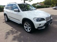 BMW X5 LEFT HAND DRIVE
