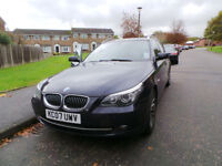 BMW 530d TOURING FULL SERVICE HISTORY
