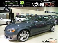 2011 Audi A3 2.0T S-LINE 6SPEED PANO RF