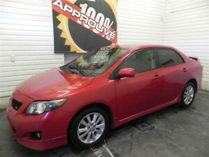 2010 Toyota Corolla S, Air climatisé, MP3,