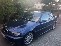 Bmw 325ci facelift auto 2004