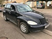 Chrysler PT Cruiser Classic CRD 2148cc Turbo Diesel 5 speed manual 5 door hatchback 52 Plate 2003