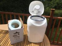Tommee Tippee Sangenic Tec Nappy Disposal plus 3x refills
