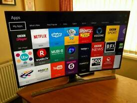 48in CURVED Samsung SUHD 4K 3D SMART UHD TV