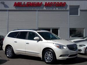 2015 Buick Enclave PREMIUM AWD / NAVI / B.CAM / 3RD ROW / LOADED