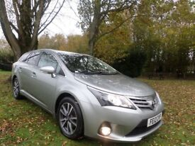 TOYOTA AVENSIS 2.0TR D-4D**FINANCE PACKAGES AVAILABLE**