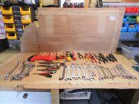 Hand Tools and tool box
