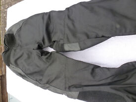 Schoeller Keprotec Leather Motorbike Britches