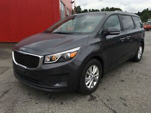 2016 Kia Sedona LX power alloy ac