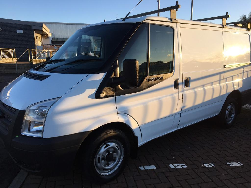 2012 62 Ford Transit 100 T260 FWD. 6 Speed, Low Mileage, 1 Year MOT, Bluetooth. xxNO VATxx