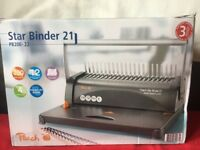 Peach Star Binder PB200-22 in a perfect condition
