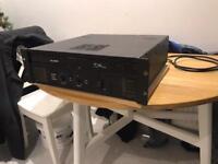 Ohm EA-2400 power amplifier subwoofer, speakers,hifi,audio