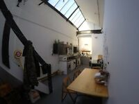 Large double in Seven Sisters Warehouse, all bills included