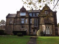Fully furnished two-bed apartment to let in fabulous Victorian property on Wood Lane Chapel Allerton